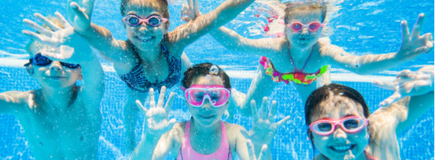 Plavky pre chlapcov a dievčatá