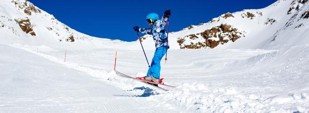 Detské lyžiarske bundy