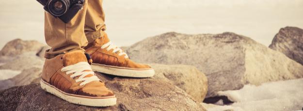 Pánske tenisky, pánske botasky