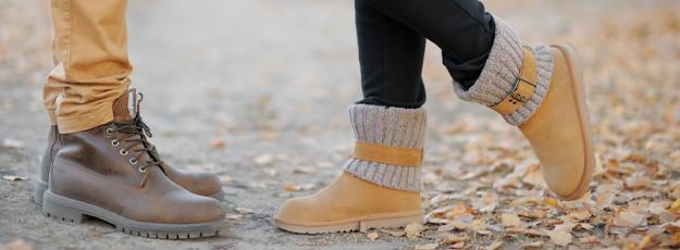 Dámske jesenné a zimné topánky