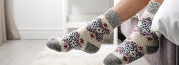 dámske a pánske ponožky a podkolienky