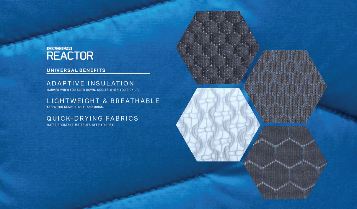 Under armour coldbear reactor