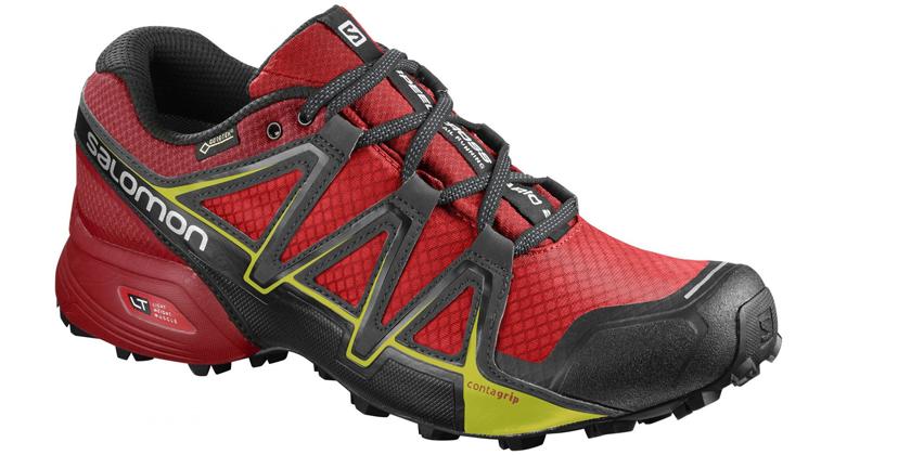 6aadfd3d8 Trailová obuv SALOMON-SPEEDCROSS VARIO 2 GTX FIERY RED/B