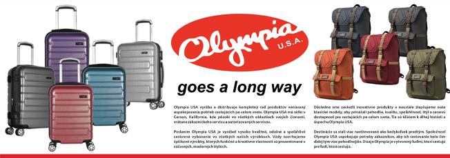 OLYMPIA U.S.A