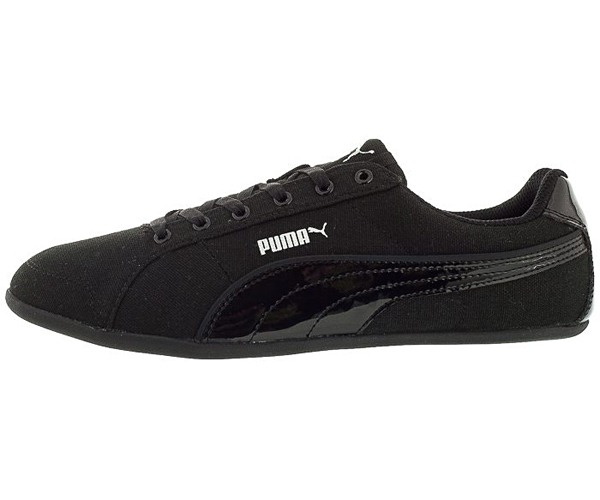93f344c2909e6 PUMA-Myndy CV Jr black-silver metallic | EXIsport Eshop
