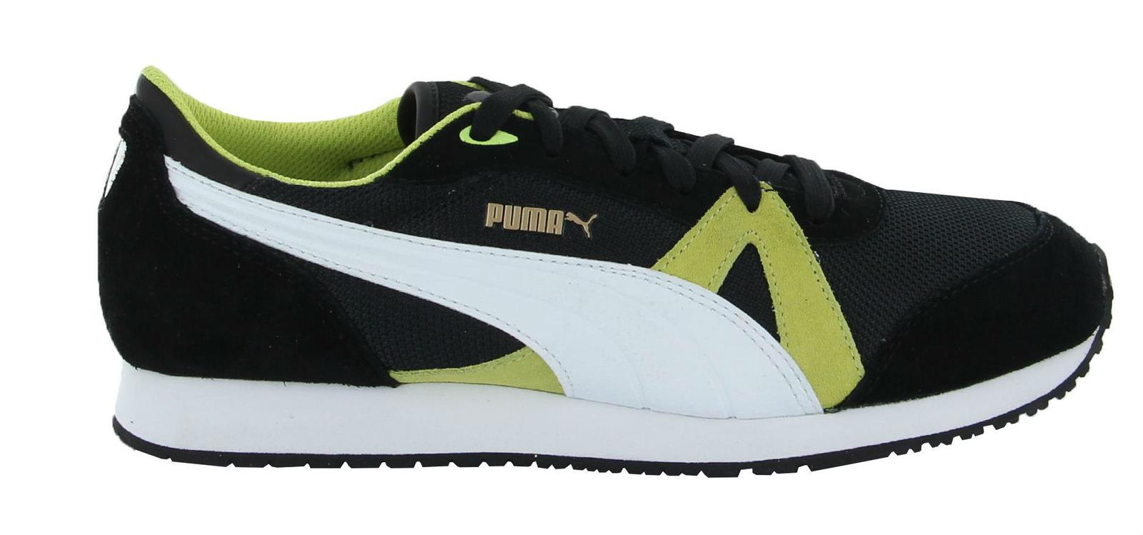 PUMA-TF-Racer Mesh black-white-sharp green  2cb93aeb96