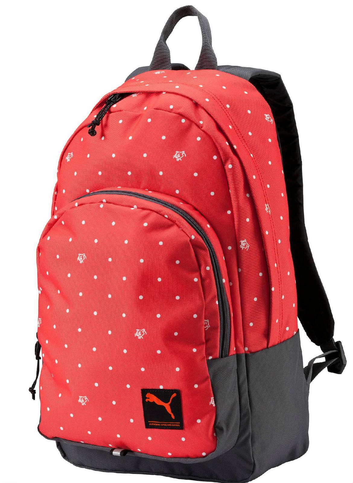 9d8c970d7 PUMA-PUMA Academy Backpack cayenne-polka dot | EXIsport Eshop