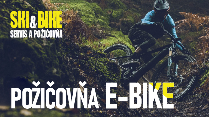 Požičovňa e-bike